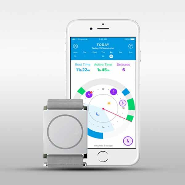 Smart Watch for Seizures Cleared by FDA