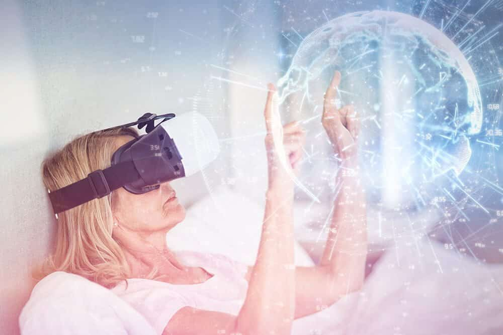 Virtual Reality for Seniors: Promising Tests, Needing More Research