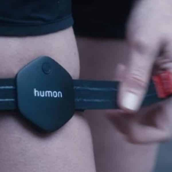 Device Measures Oxygen in Athletes' Muscles
