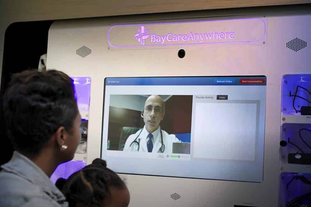 Telehealth Centers to be Available at Publix Supermarkets