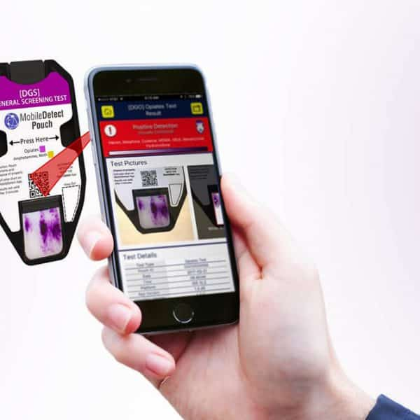 New Mobile App Detects Traces of Drugs