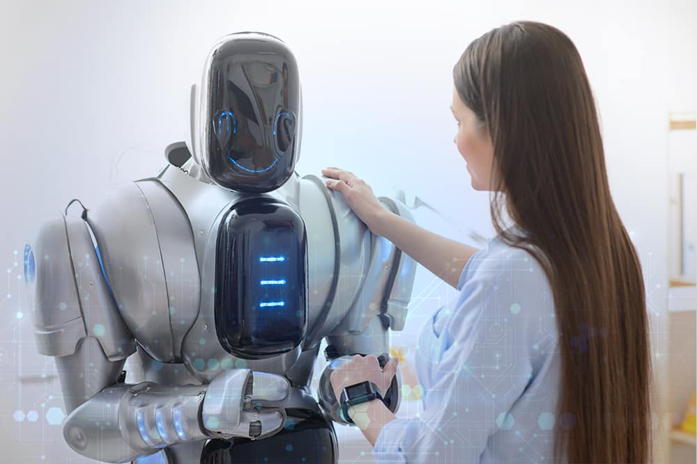 Stay-At-Home Robots Could Play a Role in Disease Management