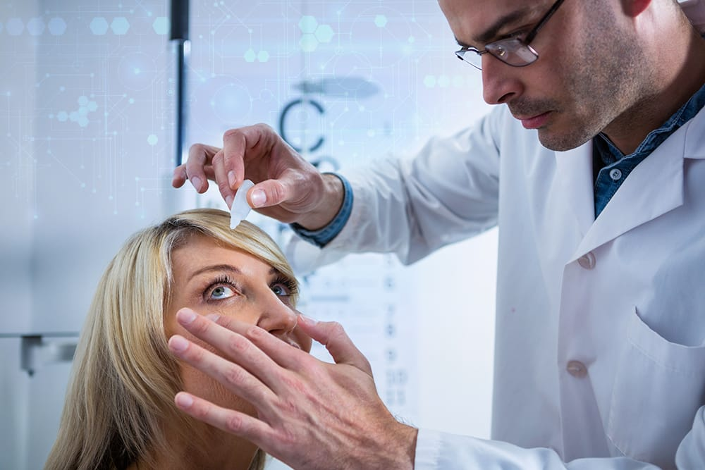 New Eye Drops Tested Could Make Eye Glasses Obsolete