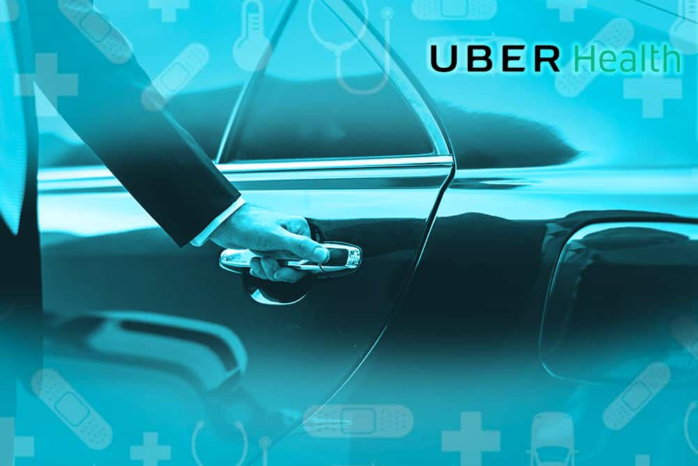 Uber Health to Transport Patients Using Text Messaging