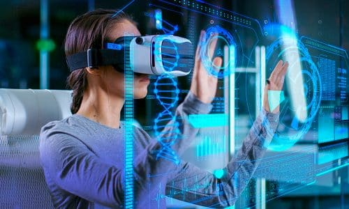 Innovative Wellness Medicine: AR and VR