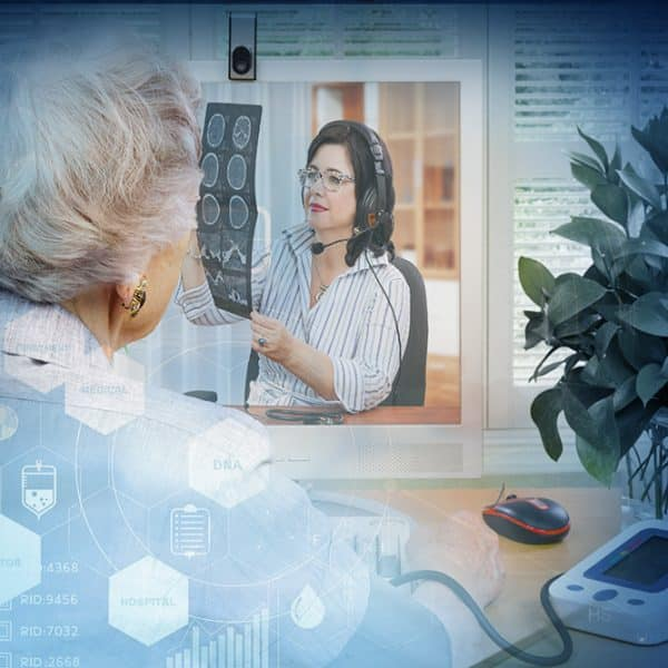 Improving Senior Care with Digital Health