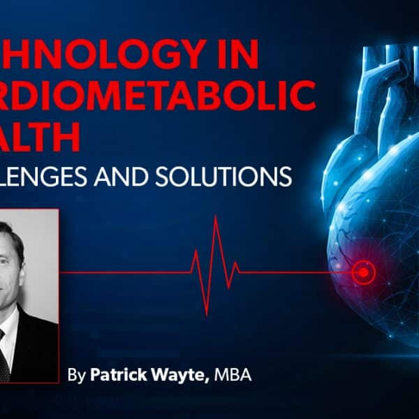 Technology in Cardiometabolic Health – Challenges and Solutions